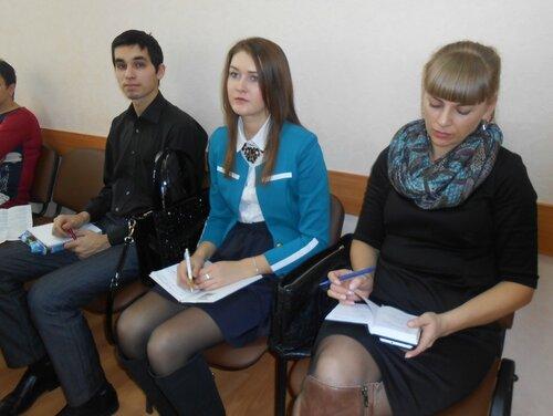 сессия райсовета, Куйбышев