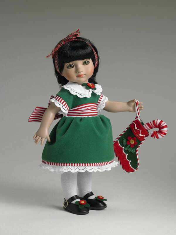 Я внешне очень хороша, но ведь душа, еще прекрасней! Куклы Роберта Тоннера