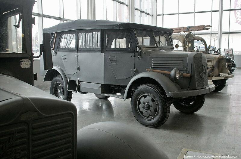 35. Моторы войны. Герм. Mercedes L1500A. 18.03.16.01..jpg