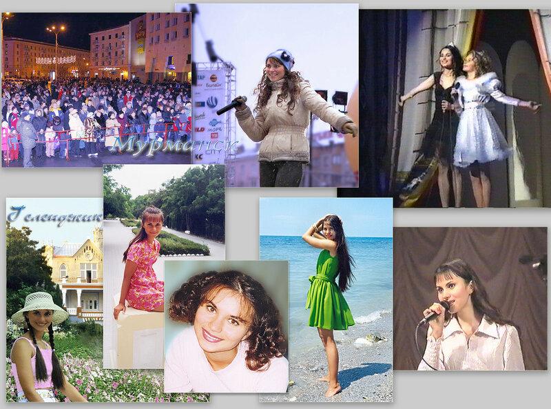 Олия певица детство
