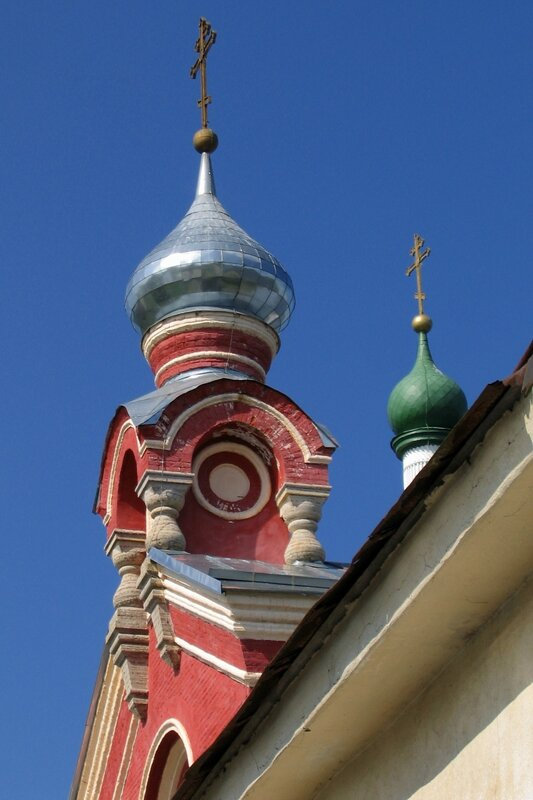 Церковь Иоанна Златоуста, Никольский монастырь в Старой Ладоге