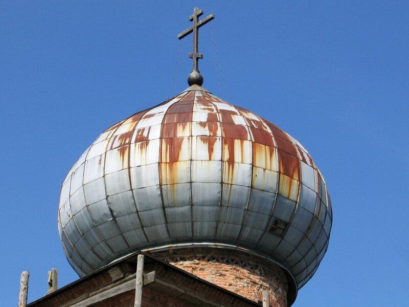 Маковка Никольского собора, Никольский монастырь в Старой Ладоге
