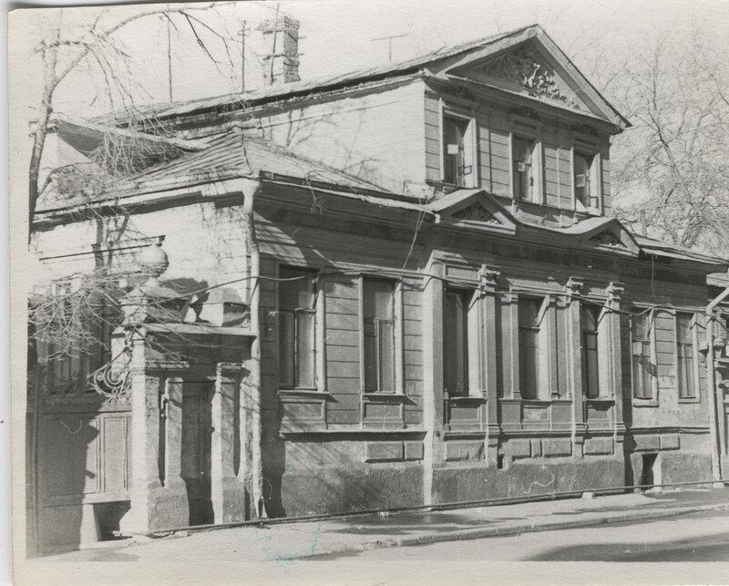 64118 Деревянный особнячок с мезониномна ул. Щепкина 1973 г..jpg