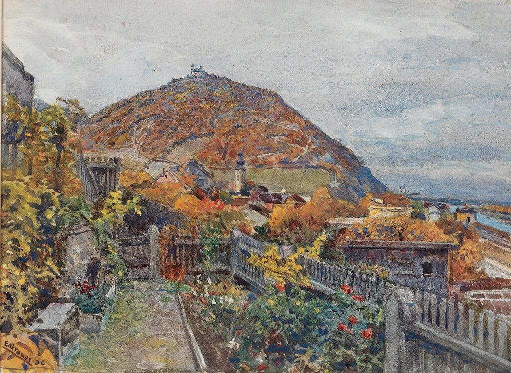 Ernst Graner(Werdau, Sachsen 1865-1943 Wien)