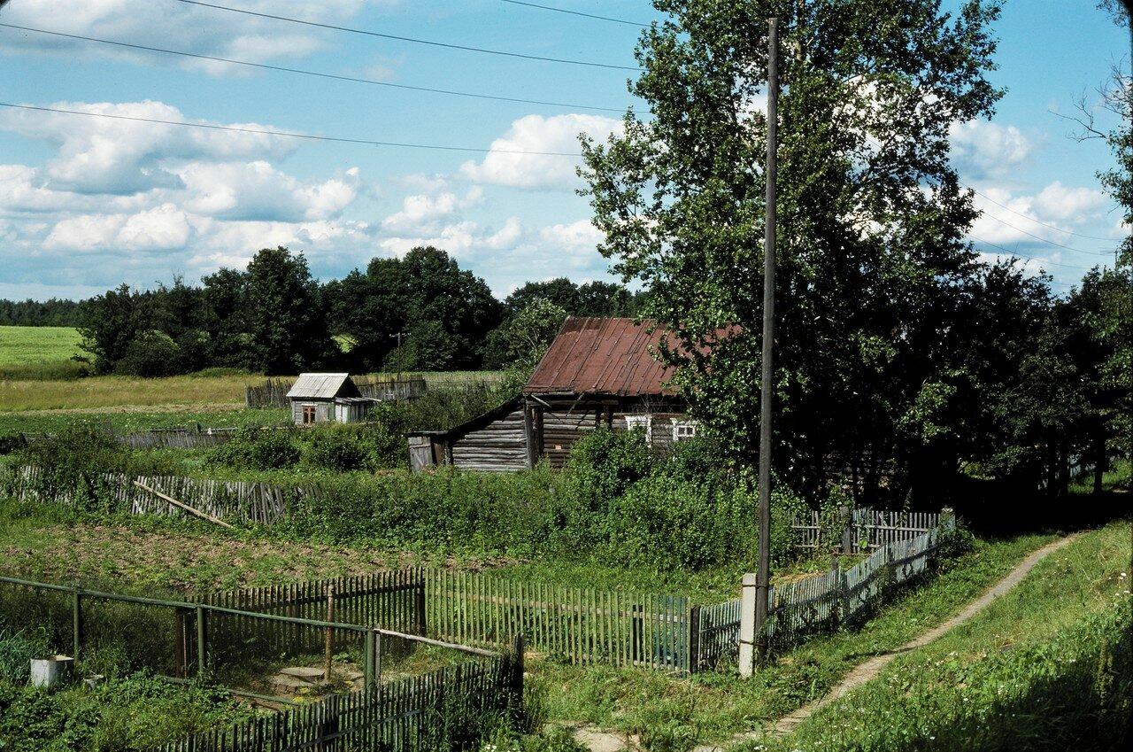 Крестьянские хозяйства в Загорске