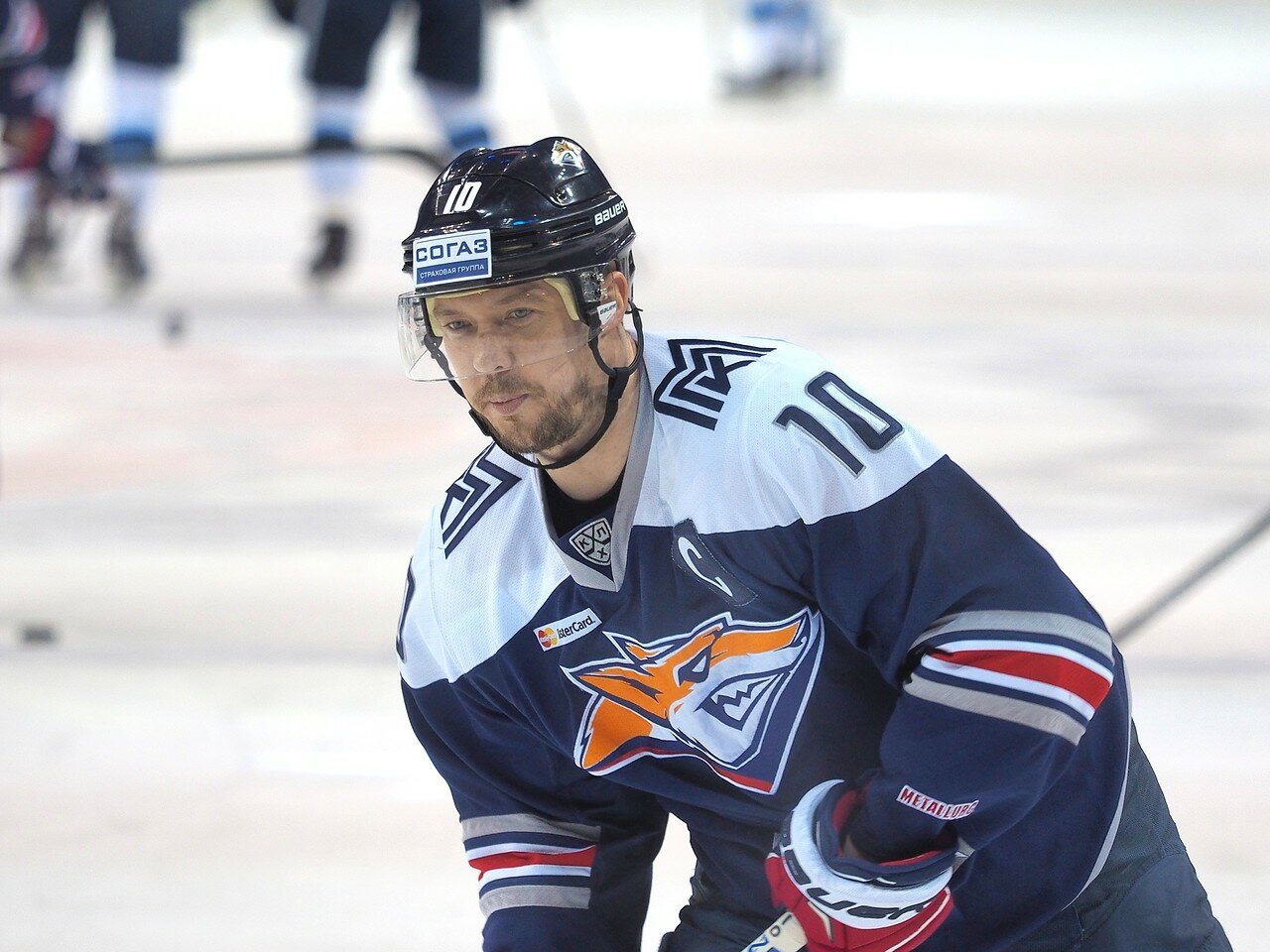 42Плей-офф 2016 Восток 1/2 Металлург - Сибирь 10.03.2016