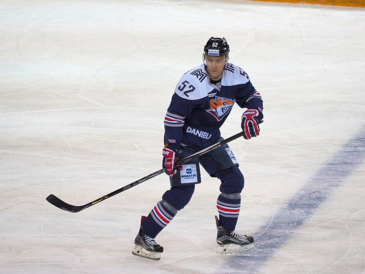 62Плей-офф 2016 Восток 1/2 Металлург - Сибирь 10.03.2016