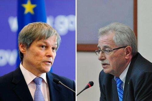 Брега провел телефонный разговор с премьером Румынии Чолошем