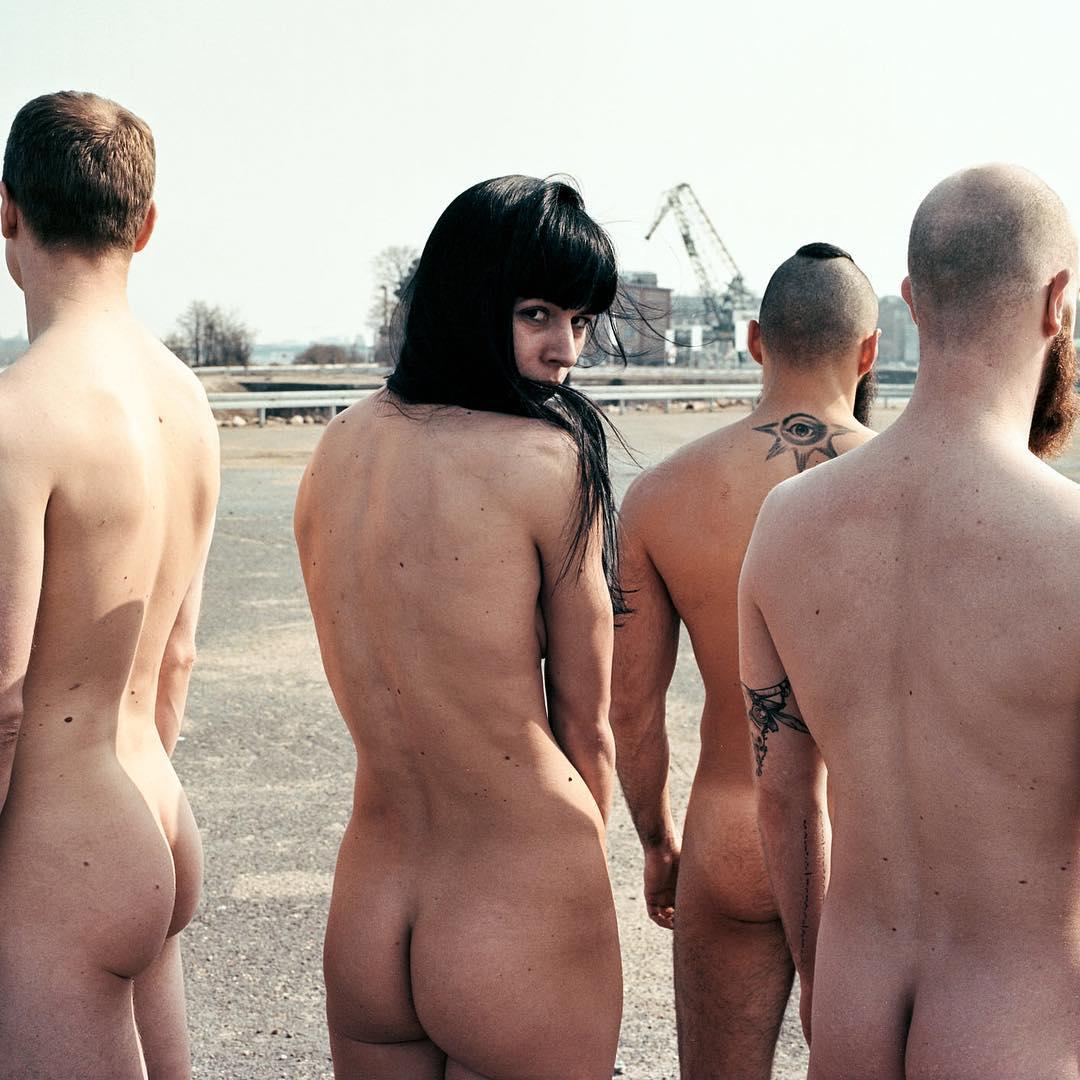 Красивых голых людей фото
