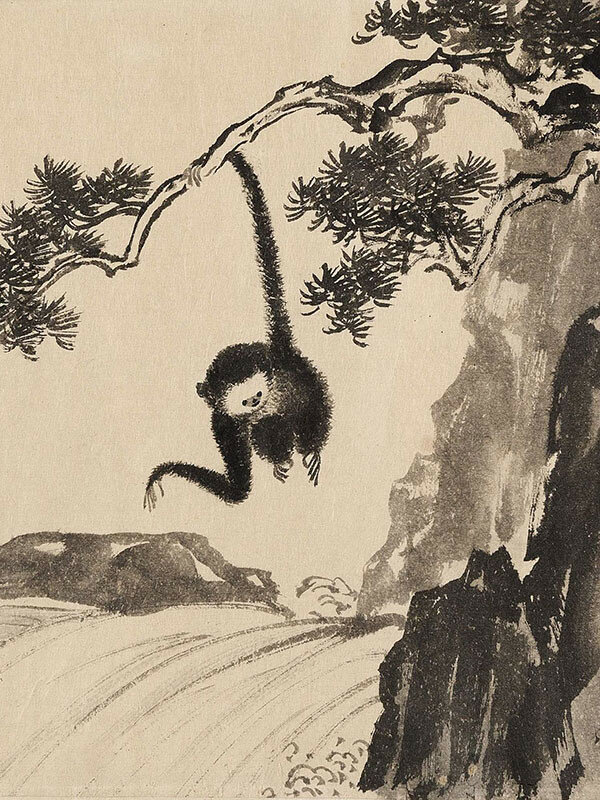 Happy Year of the Monkey!