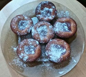 Корзикочки- песочное тесто и начинка