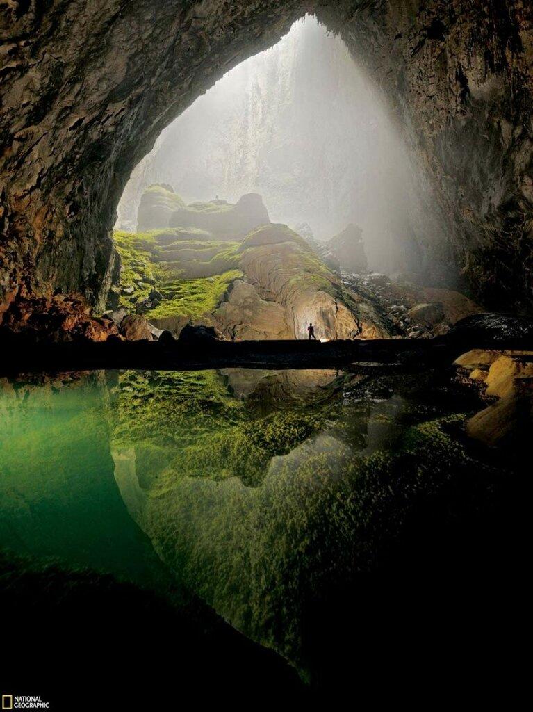 Самая большая в мире пещера Шондонг, Вьетнам