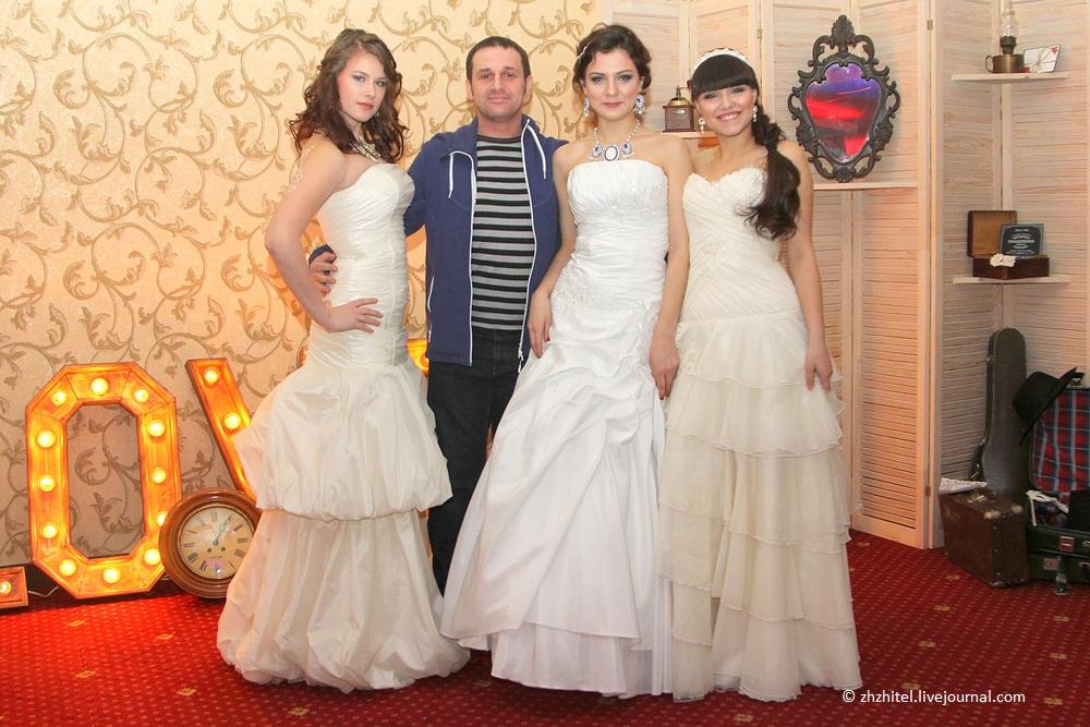 Три невесты, три не-весты