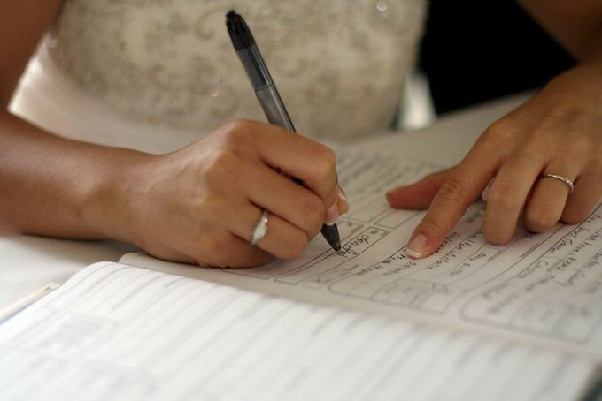 Заблуждения о брачном контракте