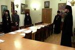 22 декабря 2015 года - собрание представителей Патриарших подворий