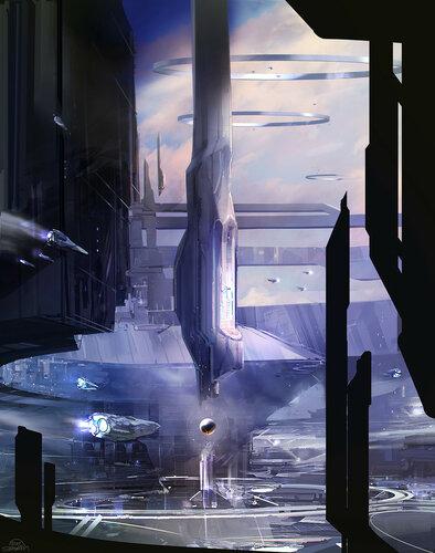 Halo: Silentium - Art