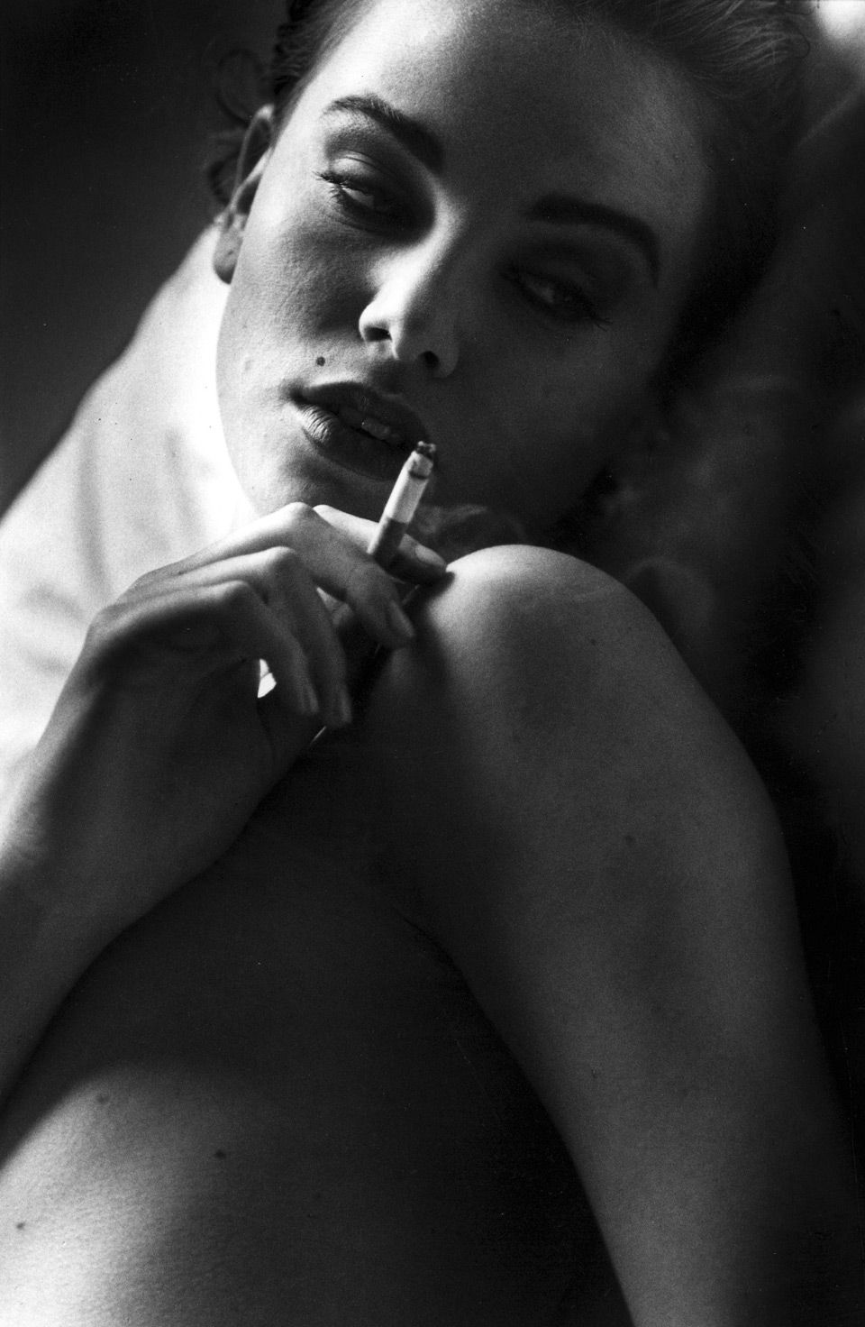 1997 год. Шарлиз Терон для журнала GQ. Фото: Lance Staedler