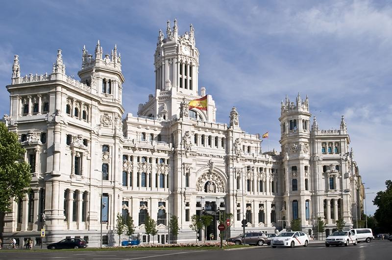 Улицы и архитектура Мадрида фото 8