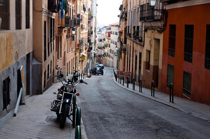 Улицы и архитектура Мадрида фото 24