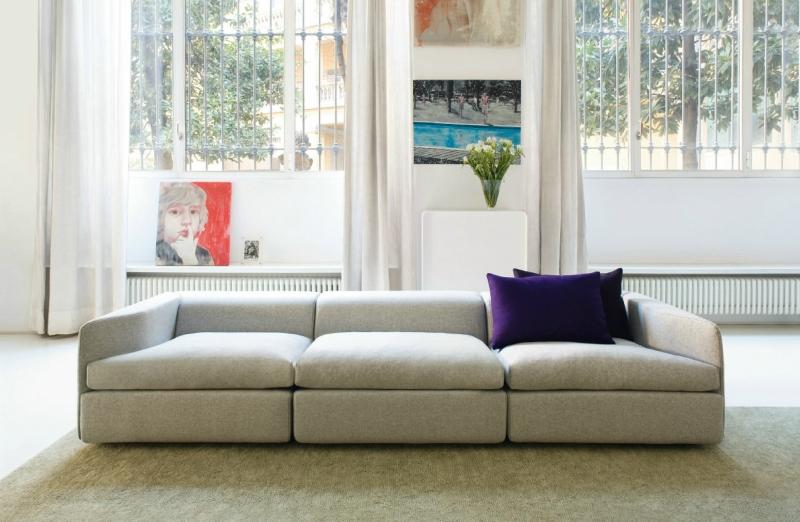 Дизайн интерьера гостиной в светлых оттенках фото 10