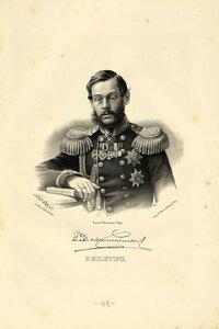 Милютин Дмитрий Алексеевич