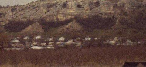 Древние пирамиды в Крыму