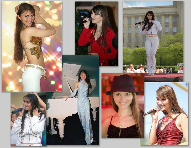 Олия Петербург (страница сайта)