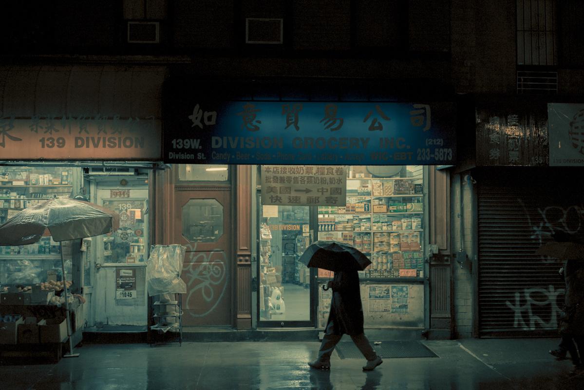 Franck Bohbot's Chinatown