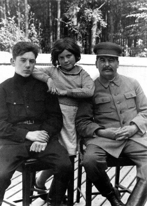 Светлана Сталина