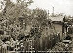 СОЛНЦЕВО, ул. 1-я Зелёная, д. 3. Дом Якова Фёдоровича Туркова, хозяина первого дома в пос. Солнцево. 1937 г. постройки
