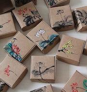 коробочки