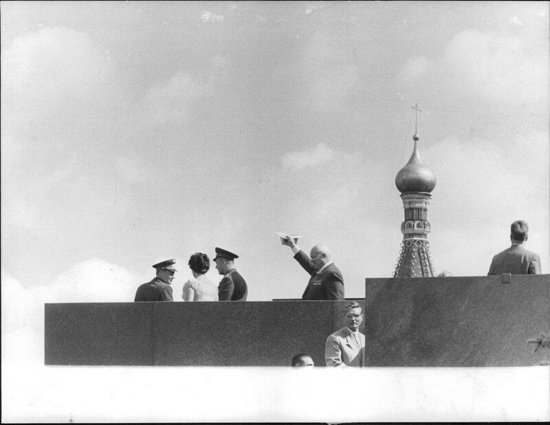 436372 На трибуне мавзолея 1961 ..jpg