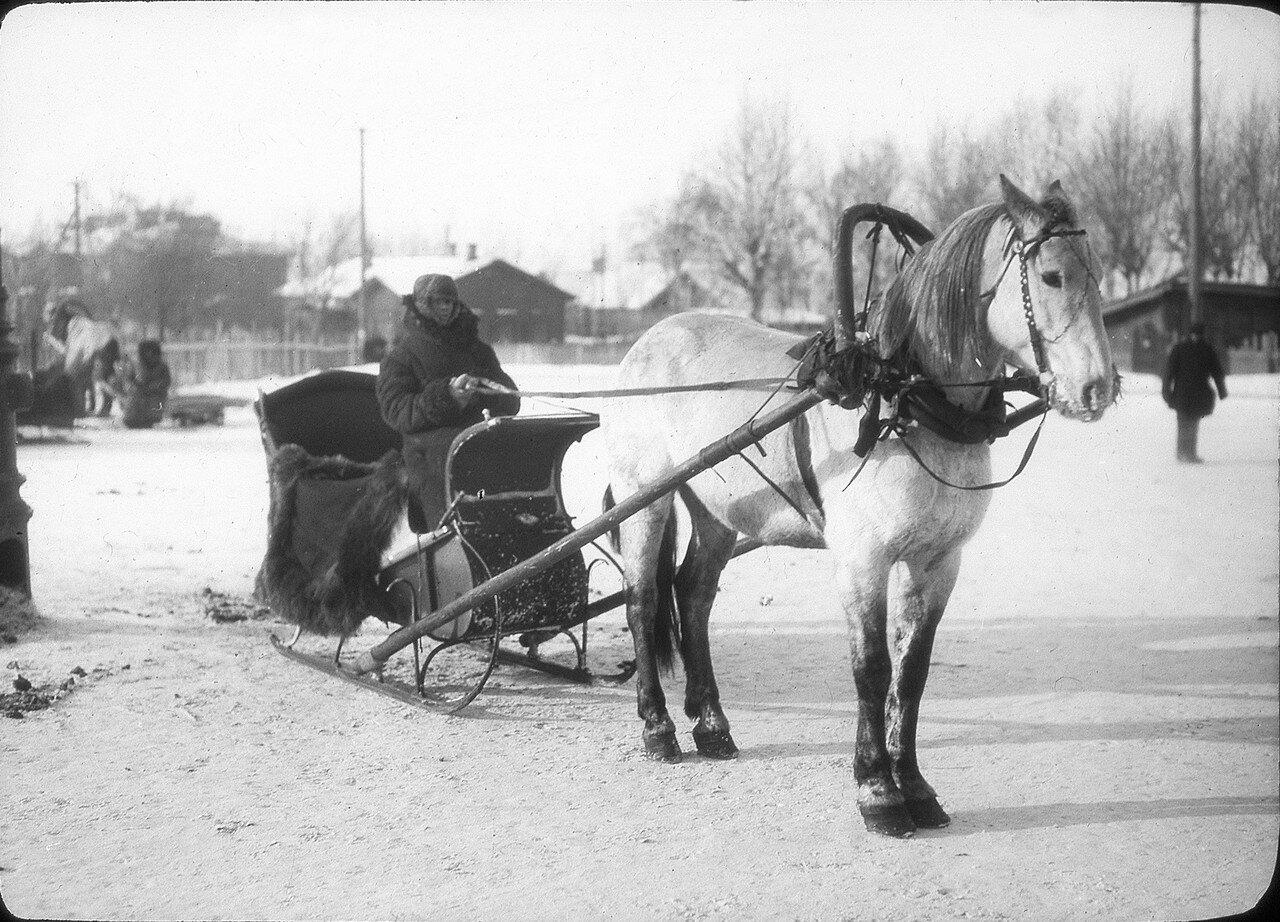 1929. На Урале. Сибирская тройка