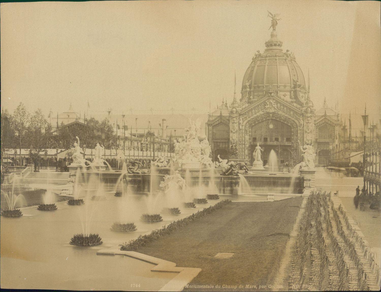 1889. Международная выставка