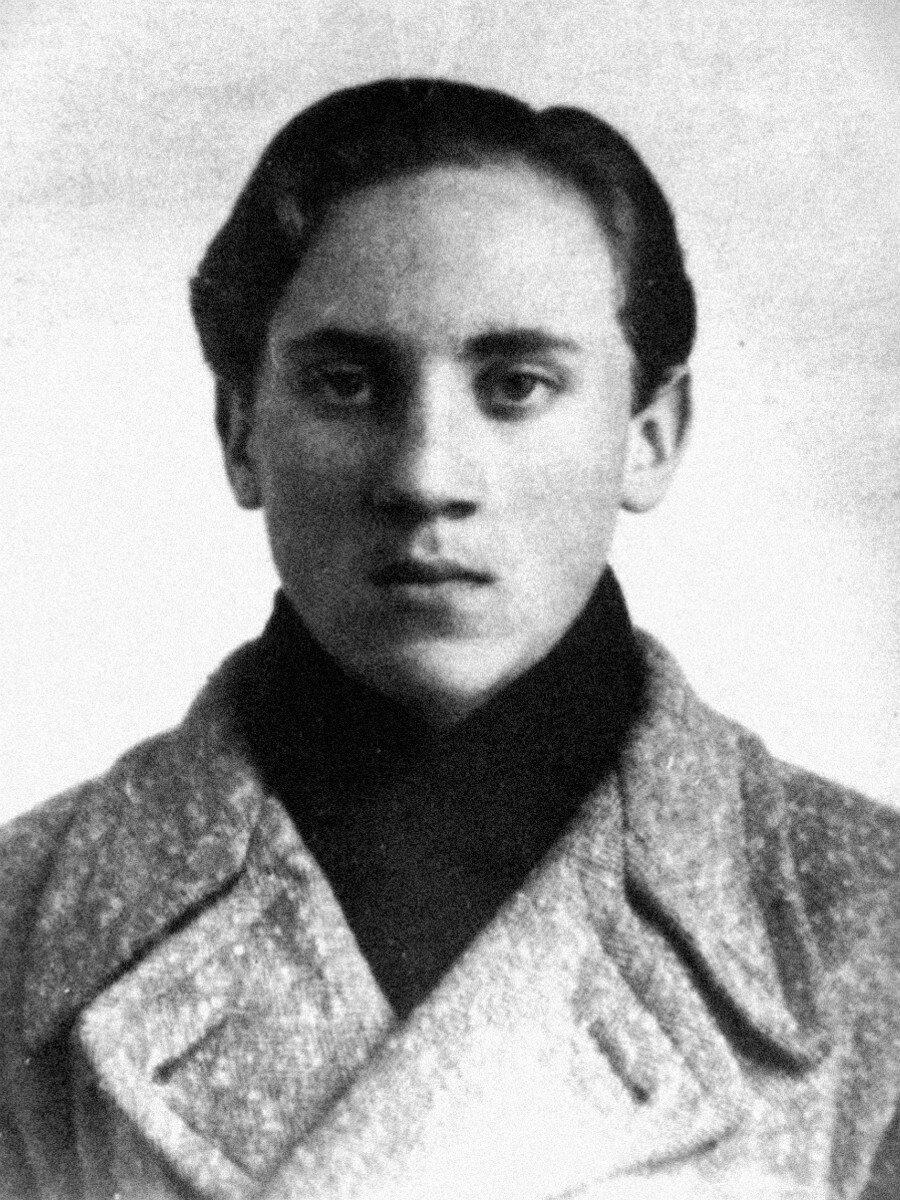 1955. Владимир Высоцкий