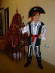 Попов Станислав (рук. Пахолкова Татьяна Владимировна) - Пират