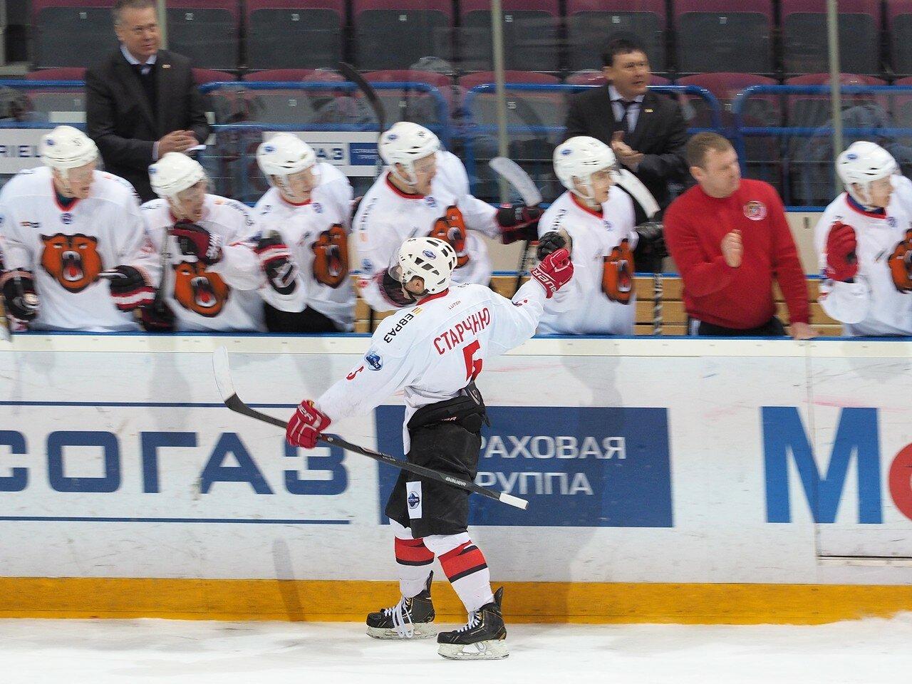 401/8 Плей-офф 2016 МХЛ Стальные Лисы - Кузнецкие Медведи 09.03.2016