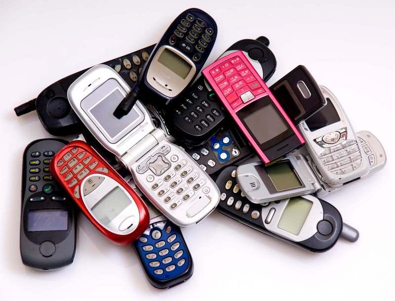 Интересные факты про мобильные телефоны