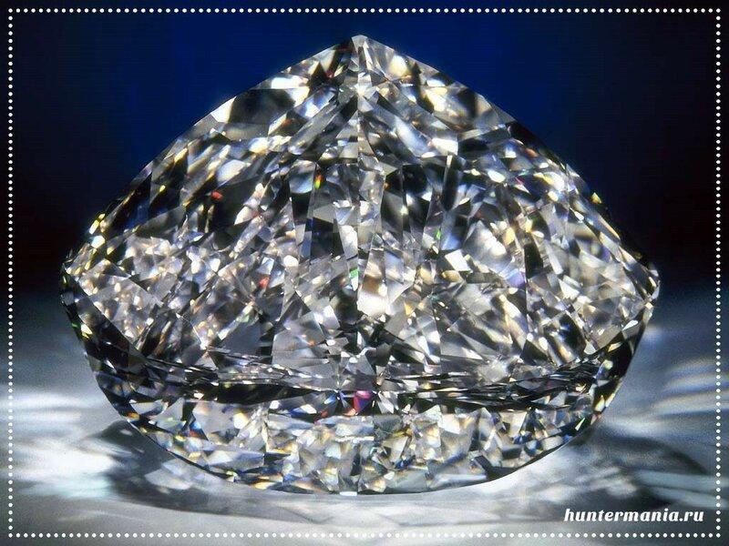 Самые большие бриллианты в мире - Столетие / Centenary