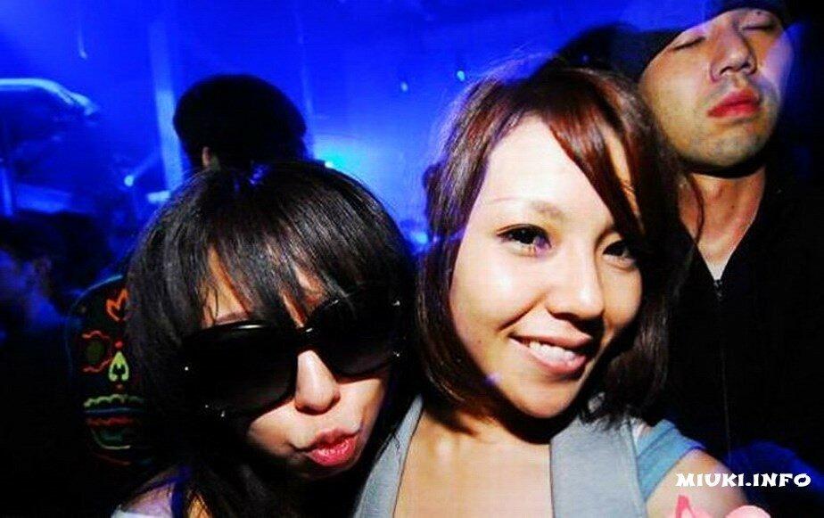 Популярные японские дискотеки в Токио