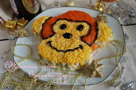Новогодние блюда 2016 фото рецепты