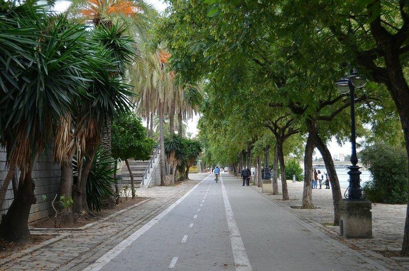 Севильская прогулка