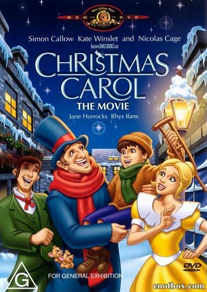 Рождественская история / Christmas Carol: The Movie (2001/DVDRip)