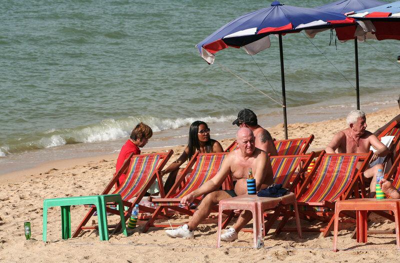 Расслабуха на пляже