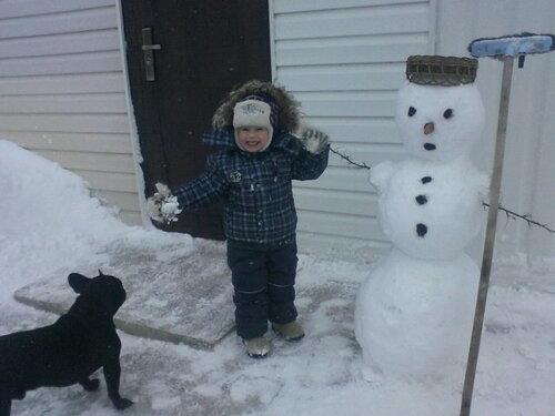 Лучшее детское фото февраля