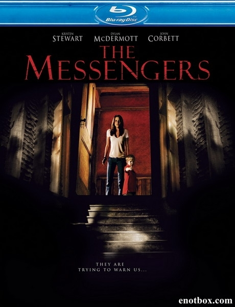 Посланники / The Messengers (2007/BDRip/HDRip)