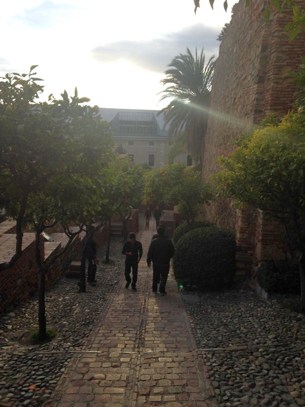 Малага: в бреду и наяву (НГ 2016)