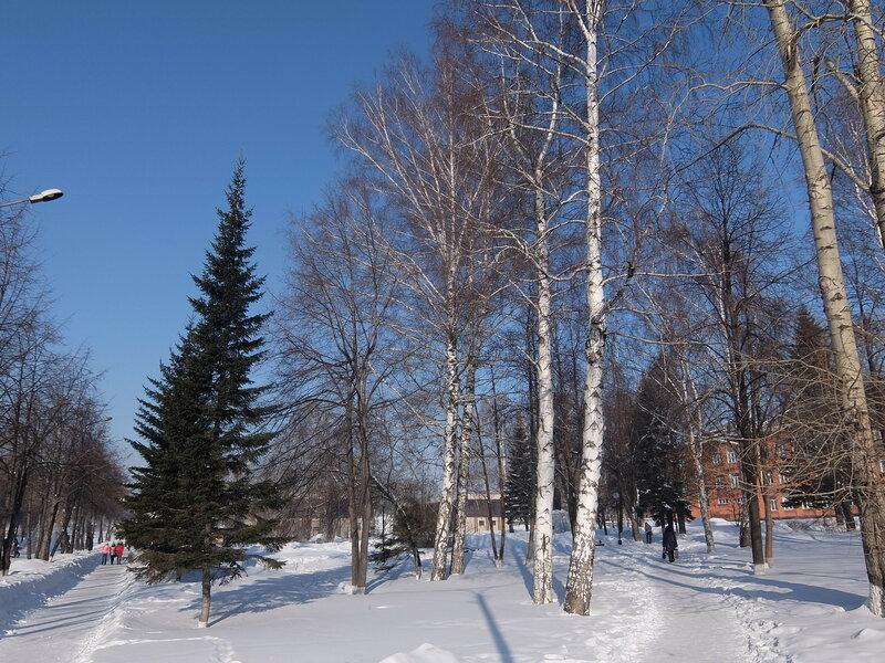 Киселевск - Парк