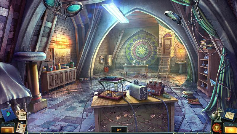 لعبة York Mysteries: Lantern Souls