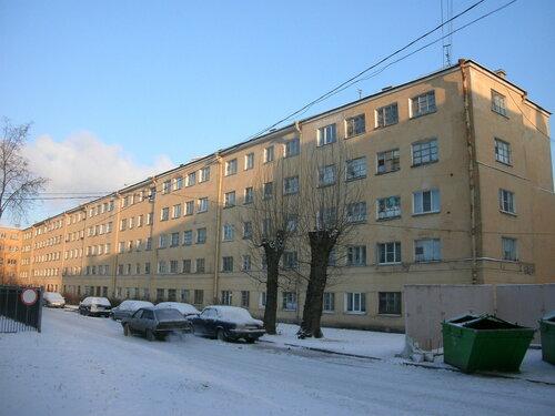 ул. Бабушкина 133к1